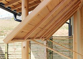 木材の特性を理解し、適切な場所で使用する画像1
